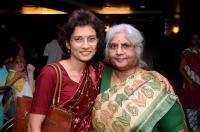 Carol with Dr. Pravina Shah